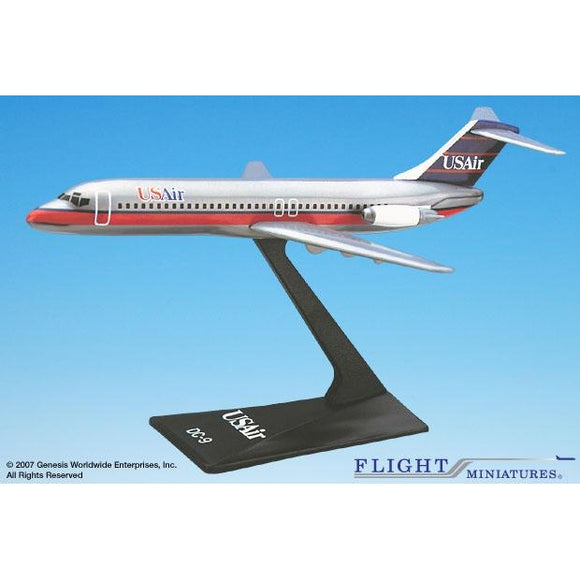 Flight Miniatures USAir DC-9 - Airliner Replicas