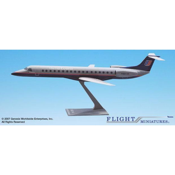 Flight Miniatures United Express RJ145 - Airliner Replicas