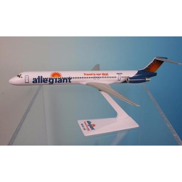 Flight Miniatures Allegiant Air MD-80 - Airliner Replicas