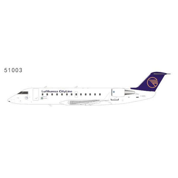 1:200 NG Model Lufthansa CityLine CRJ-100 AirShow - Airliner Replicas