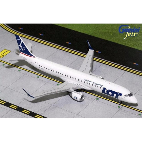 Gemini200 LOT Embraer 195 - Airliner Replicas
