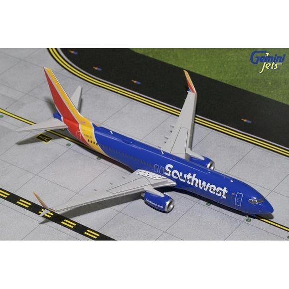 Gemini200 Southwest Boeing 737-800S - Airliner Replicas