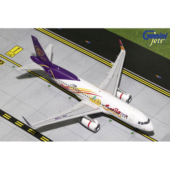 Gemini200 THAI Smile Airbus A320-200S - Airliner Replicas