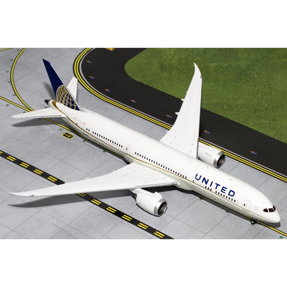 Gemini200 United Airlines Boeing 787-9 Dreamliner - Airliner Replicas