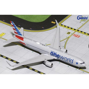 1:400 GeminiJets American Airlines Beoing 767-300W - Airliner Replicas