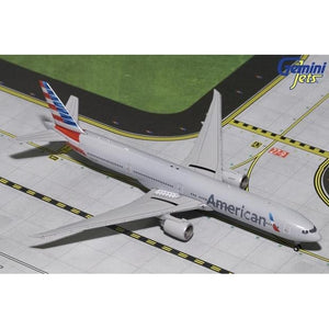 1:400 GeminiJets American Airlines Beoing 777-300ER - Airliner Replicas