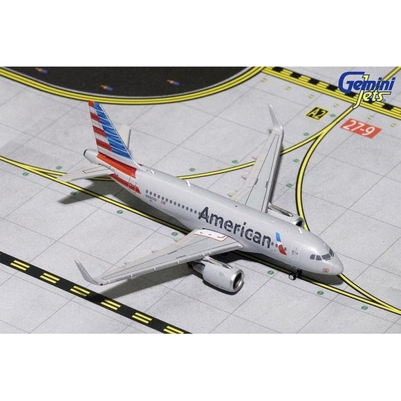 1:400 GeminiJets American Airlines Airbus A319S - Airliner Replicas