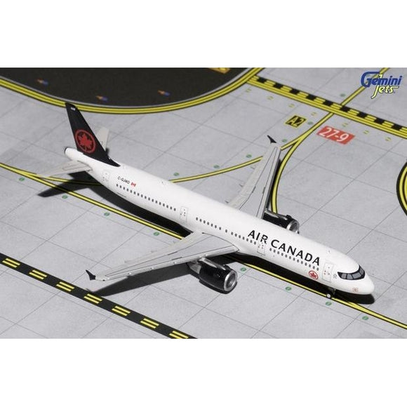1:400 GeminiJets Air Canada Airbus A321-200 - Airliner Replicas