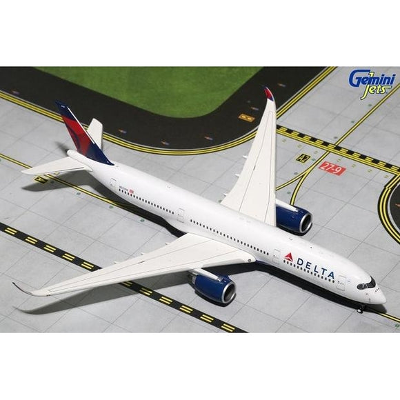 1:400 GeminiJets DELTA Airbus A350-900 - Airliner Replicas