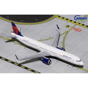 1:400 GeminiJets DELTA Airbus A321 - Airliner Replicas