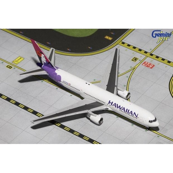 1:400 GeminiJets Hawaiian Boeing 767-300 - Airliner Replicas