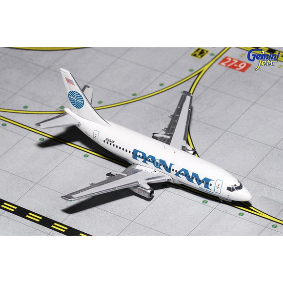 1:400 GeminiJets PanAm 737-200 Billboard - Airliner Replicas