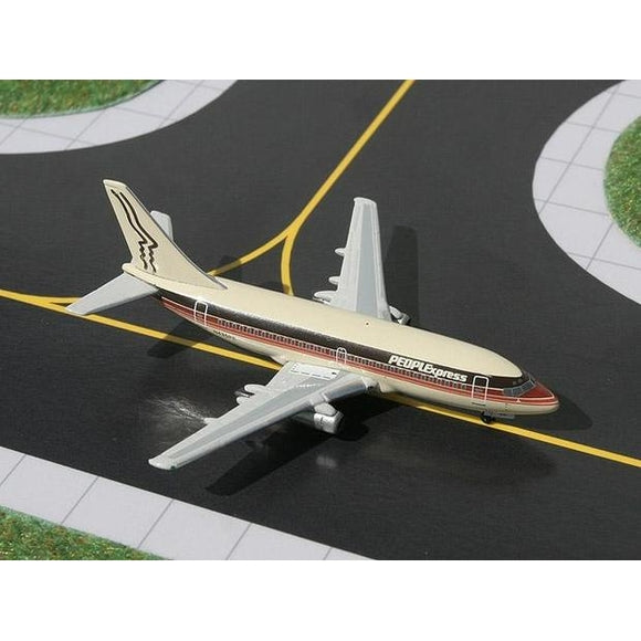 1:400 GeminiJets PEOPLExpress Boeing 737-200 - Airliner Replicas