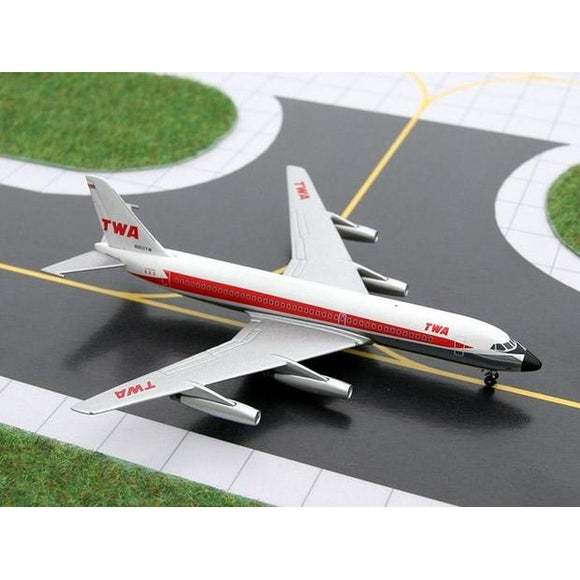 1:400 GeminiJets TWA Convair CV-880 - Airliner Replicas