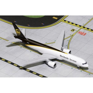 1:400 GeminiJets UPS Boeing 757-200F - Airliner Replicas
