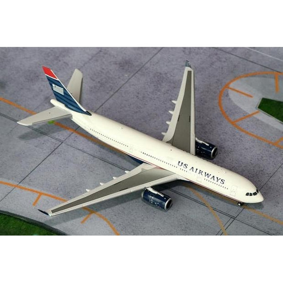1:400 GeminiJets US Airways Airbus A330-200 - Airliner Replicas