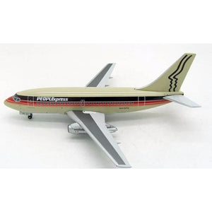 InFlight200 - PEOPLExpress 737-100  1:200 - Airliner Replicas