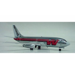 "InFlight200 - Western ""Polished"" Boeing 737-200 1:200 - Airliner Replicas"