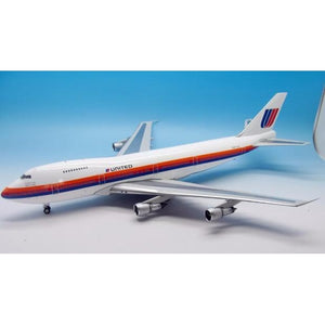 "InFlight200 - United 747-122 ""The Original Eight"" 1:200 - Airliner Replicas"