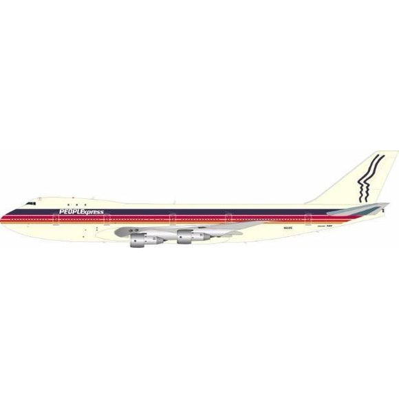 InFlight200 - PeopleExpress 747-100  1:200 - Airliner Replicas