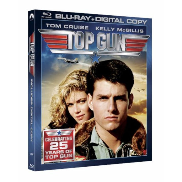 TOP GUN (COMBO/BLU-RAY/DVD/DC) - Airliner Replicas