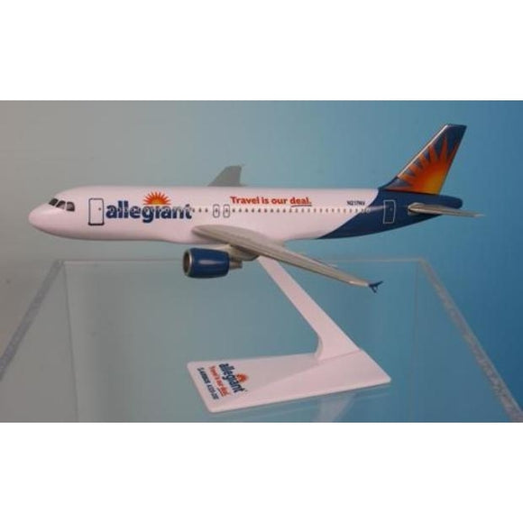 Flight Miniatures Allegiant Airbus A320-200 - Airliner Replicas