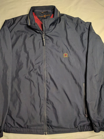 Vintage Tommy Hilfiger Golf Crest Jacket XL - 528co