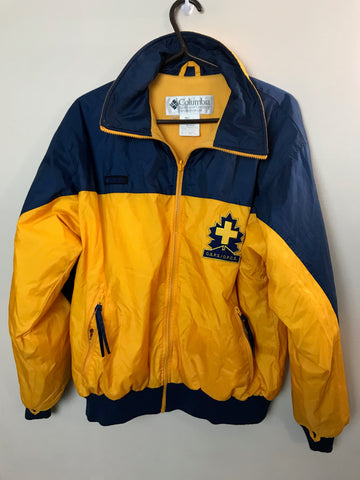 Columbia Canadian Ski Patrol Jacket L - 528co