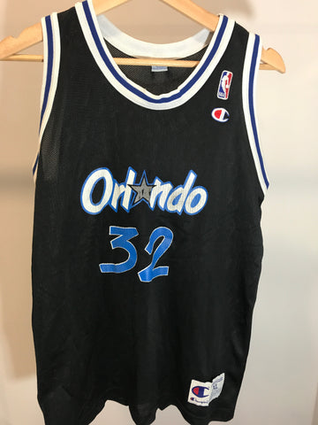 Vintage Champion Orlando Magic Shaquille O'Neal Jersey (18-20) size small