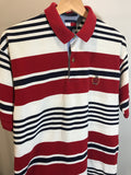 Vintage Tommy Hilfiger Polo shirt Size Medium - 528co
