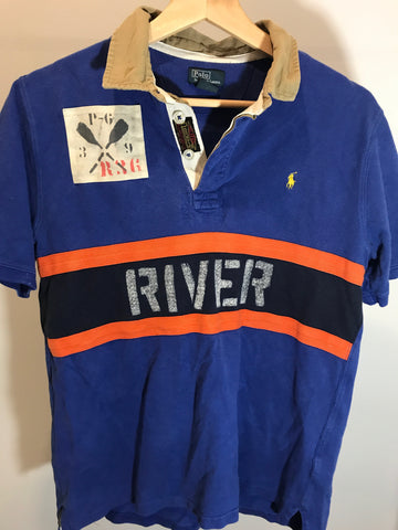 Vintage Ralph Lauren Polo shirt Size small - 528co