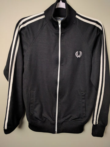 Vintage Fred Perry Sport Track Top S