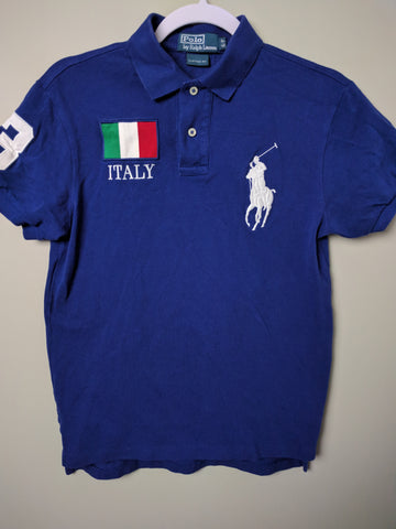 Ralph Lauren big pony polo Italy Size Small - 528co