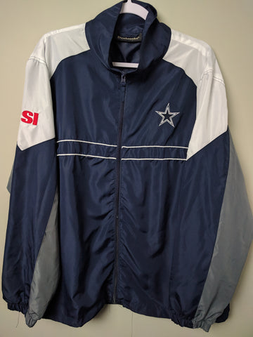 Dallas Cowboys NFL Sideline Jacket XL - 528co