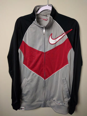 Nike Air Force warm up zip up jacket