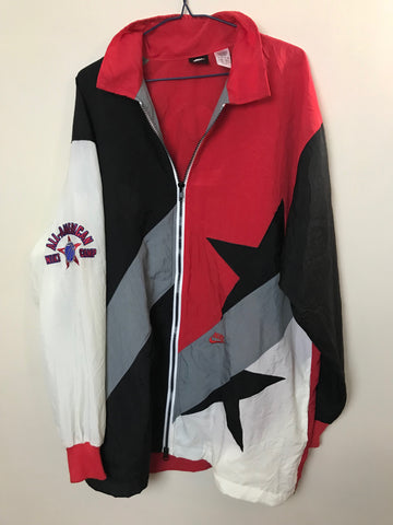 Vintage Nike All American Camp Stars Jacket M