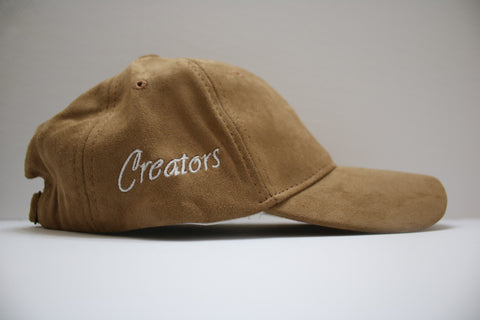 Creators Cap (Light Brown) - 528co