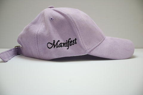 Manifest Cap (Purple) - 528co
