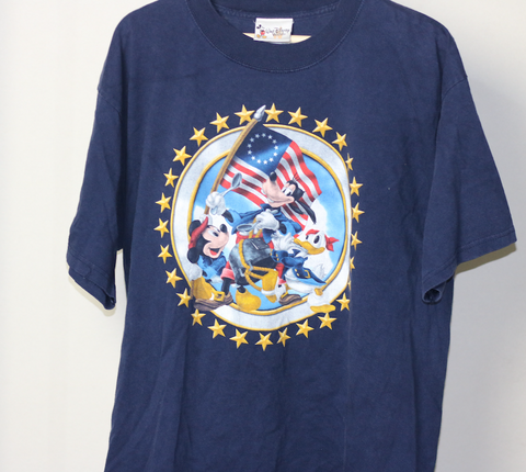 Vintage Disney Mickey Mouse and Friends T-shirt