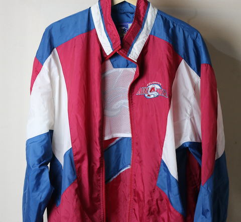 Colorado Avalanche Starter light Jacket - 528co