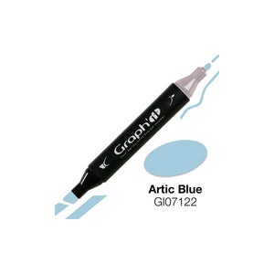 Marqueur Graph'It - Artic Blue* 7122