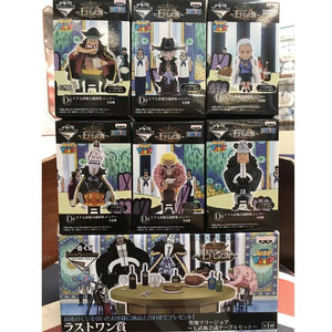 Figurine One Piece (SET)
