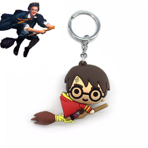 Porte Cle Harry potter