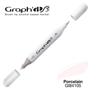 GRAPH'IT Marqueur Brush 4105 - Porcelain