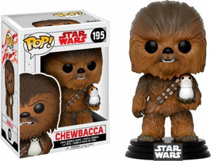 Funko Pop Chewbacca