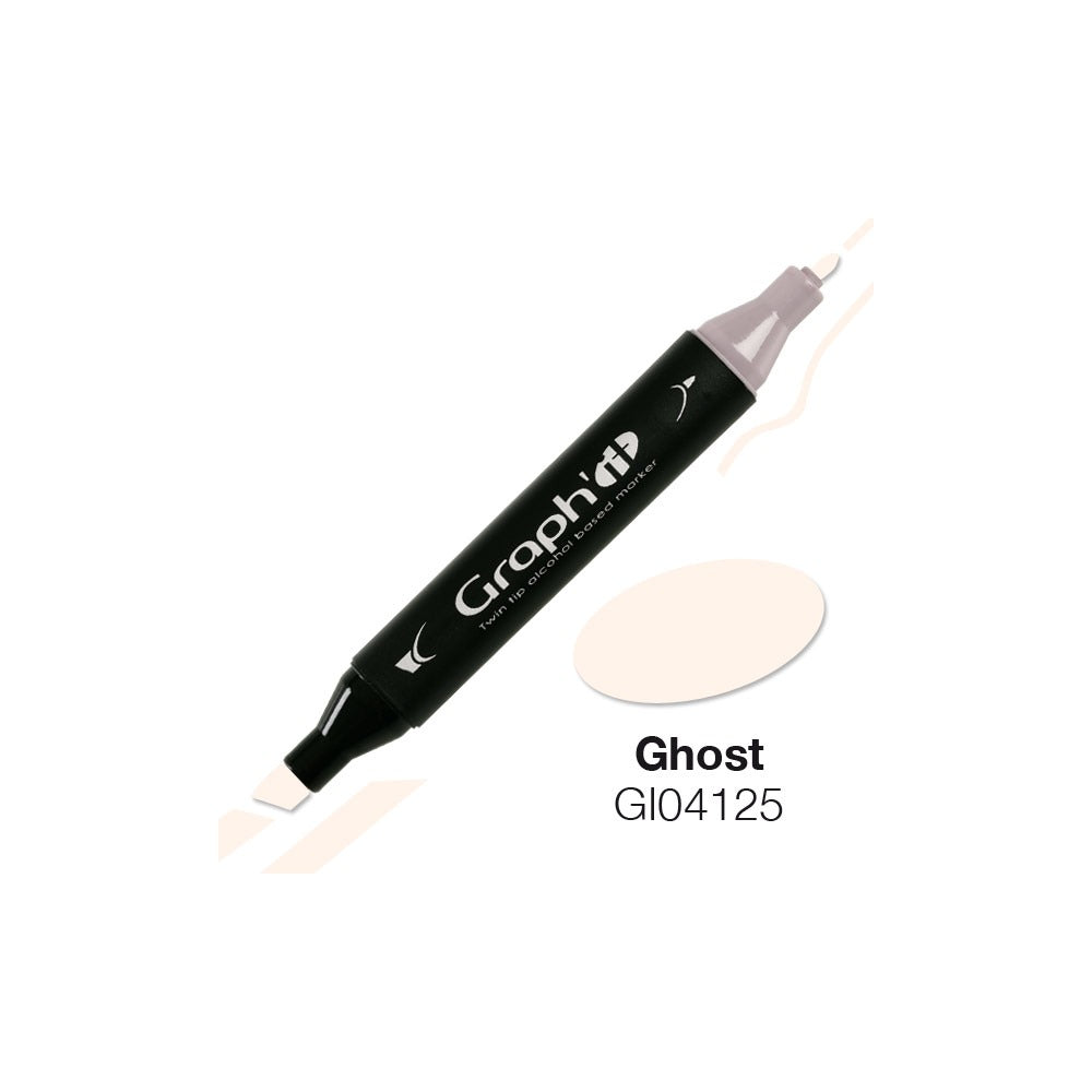 MARQUEUR GRAPH'IT - GHOST 4125