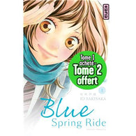 Blue spring ride Pack T1+T2