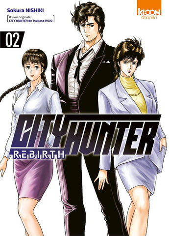 City Hunter - Rebirth T02