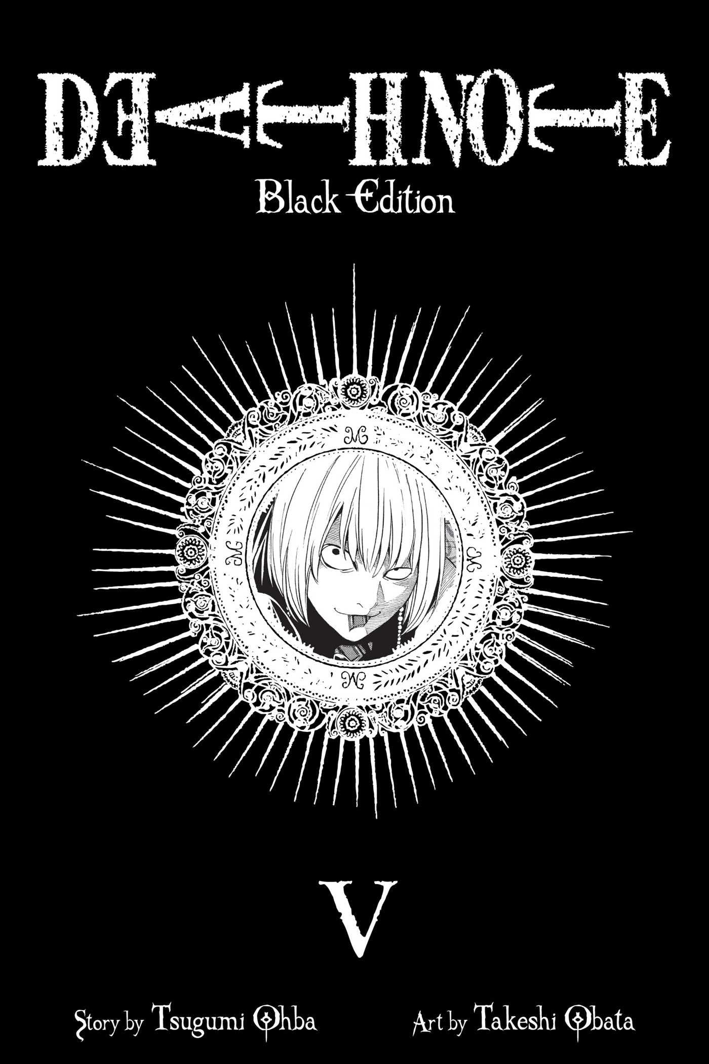 Death Note - Black Edition T05 EN