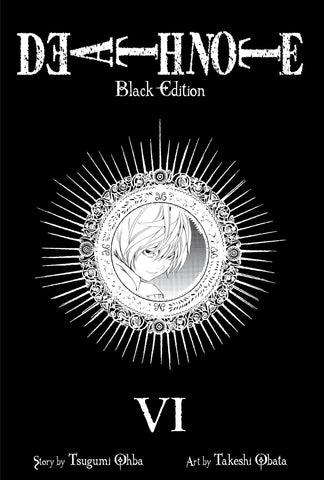 Death Note - Black Edition T06 EN
